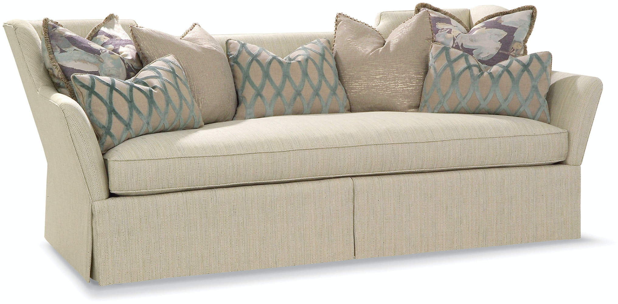 Taylor King Furniture Living Room Mandara Sofa 8513 03
