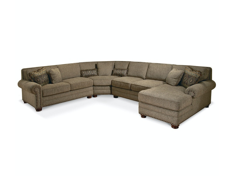 Taylor King Furniture Living Room Lifestyles Sectional 92