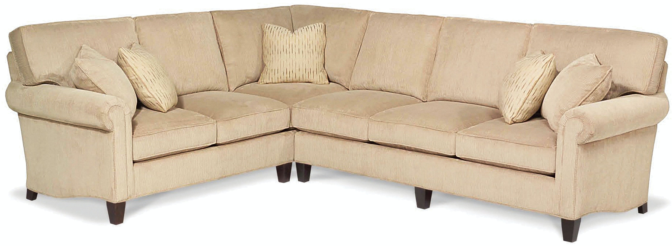 Taylor King Furniture K133 48 Living Room Cozy Creations Laf Corner Sofa