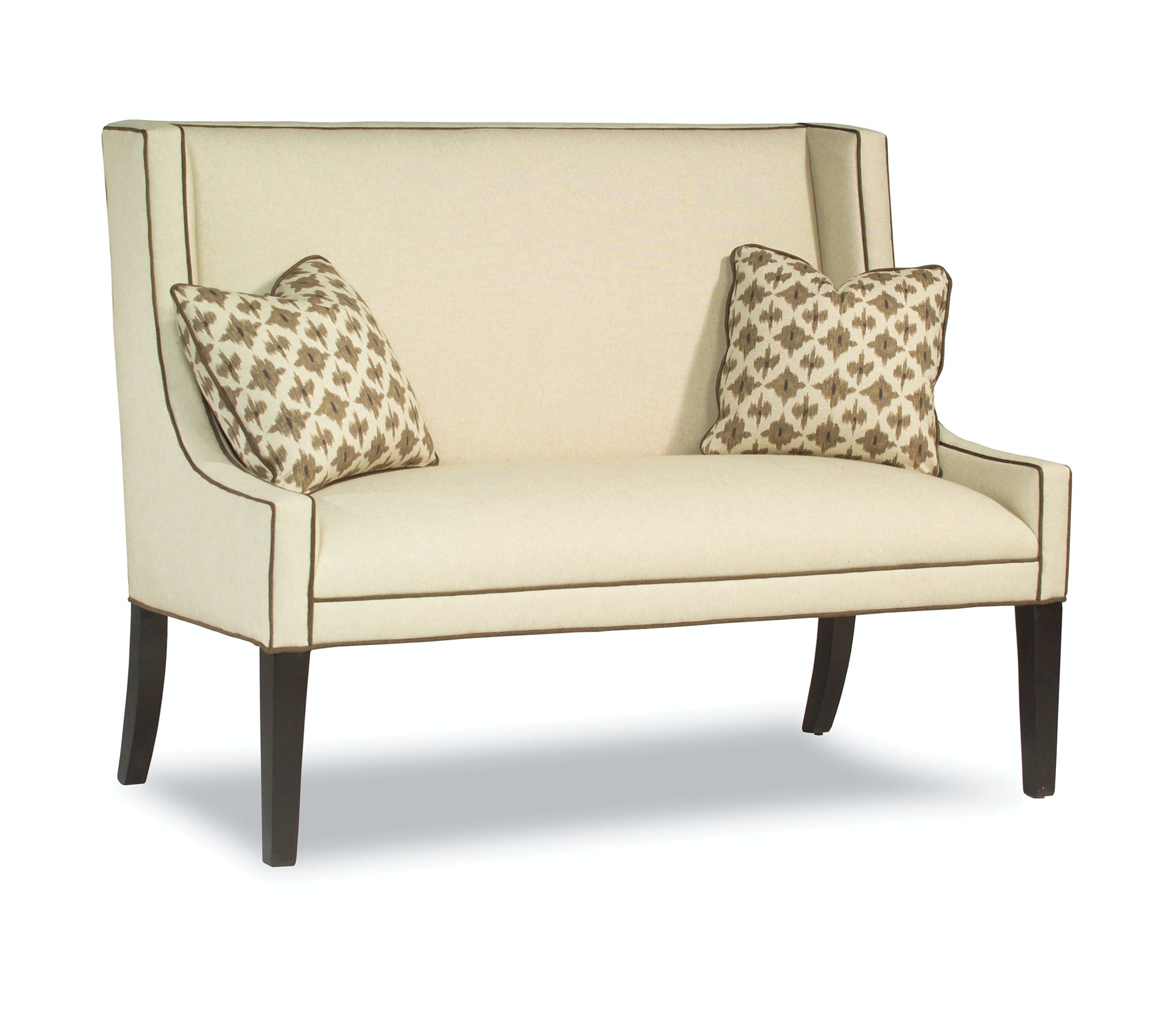 Taylor King Furniture Living Room Baldwin Settee K302