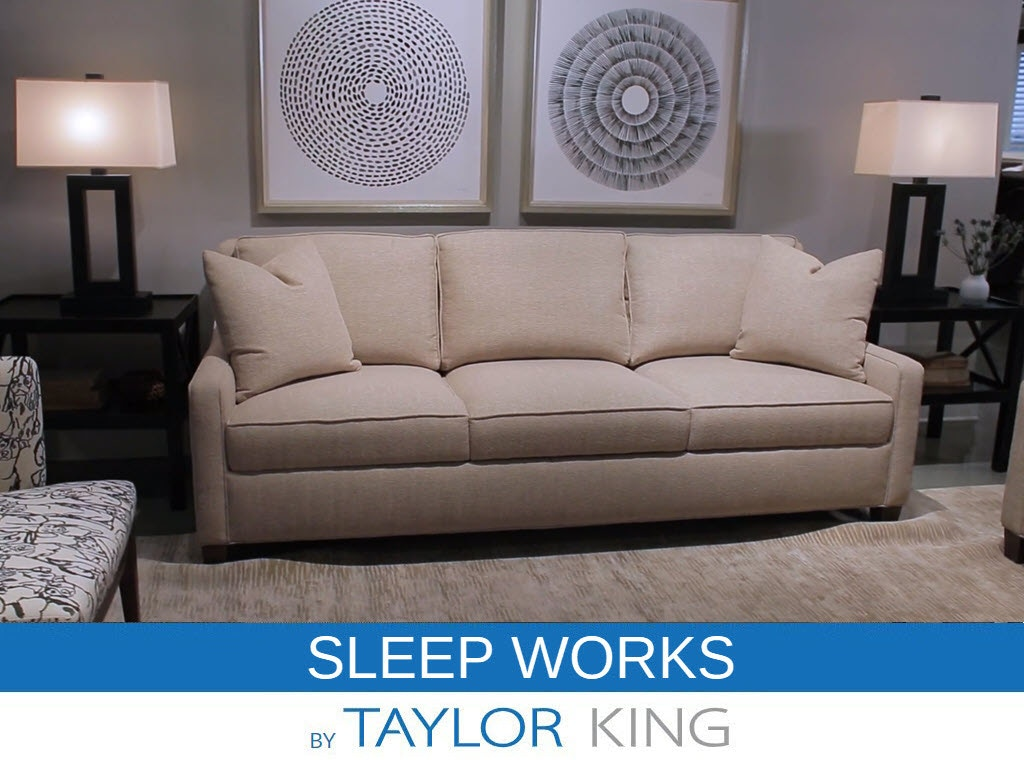 Taylor King Sleepworks Living Room