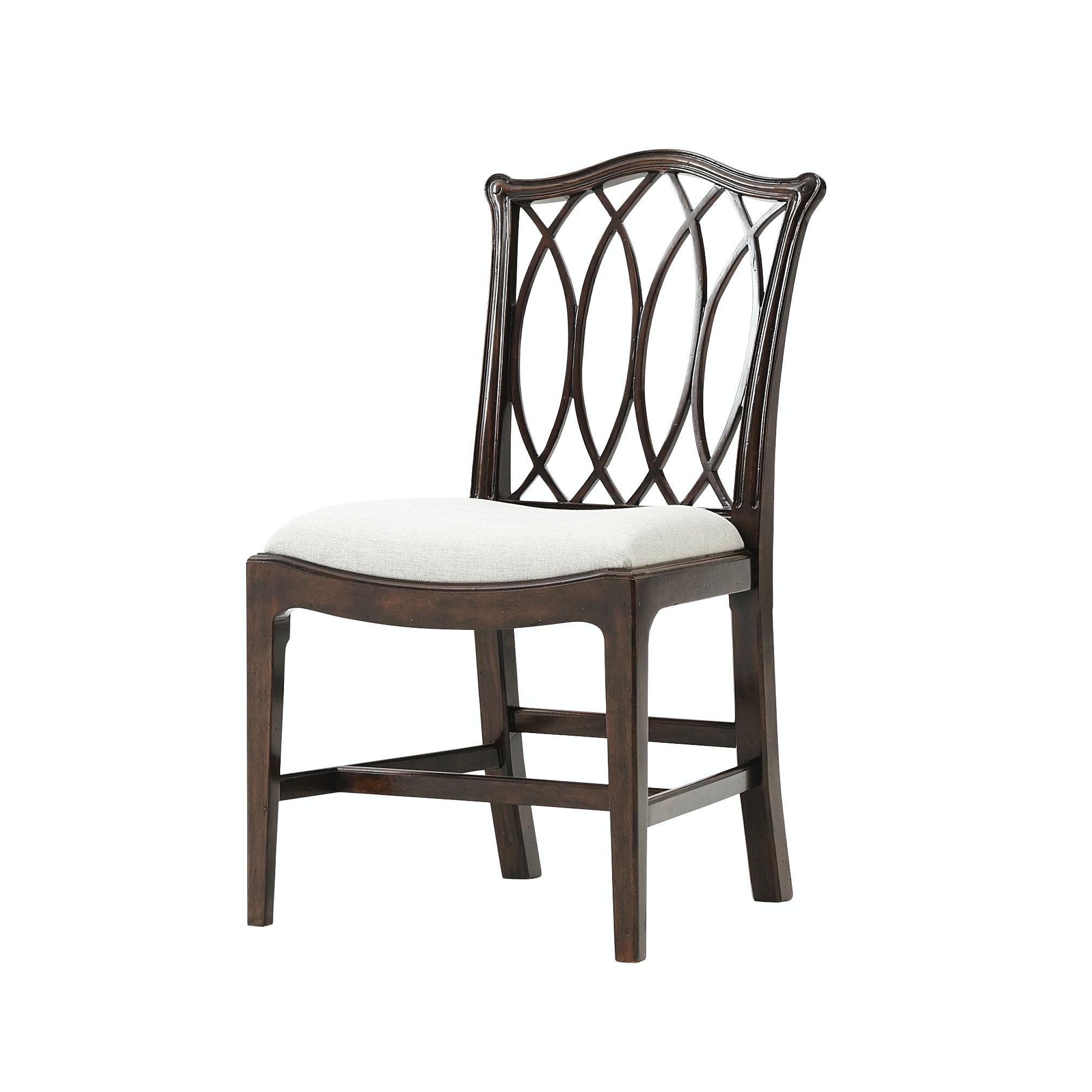 Genial Theodore Alexander Furniture The Trellis Chair 4000 566.1AJM