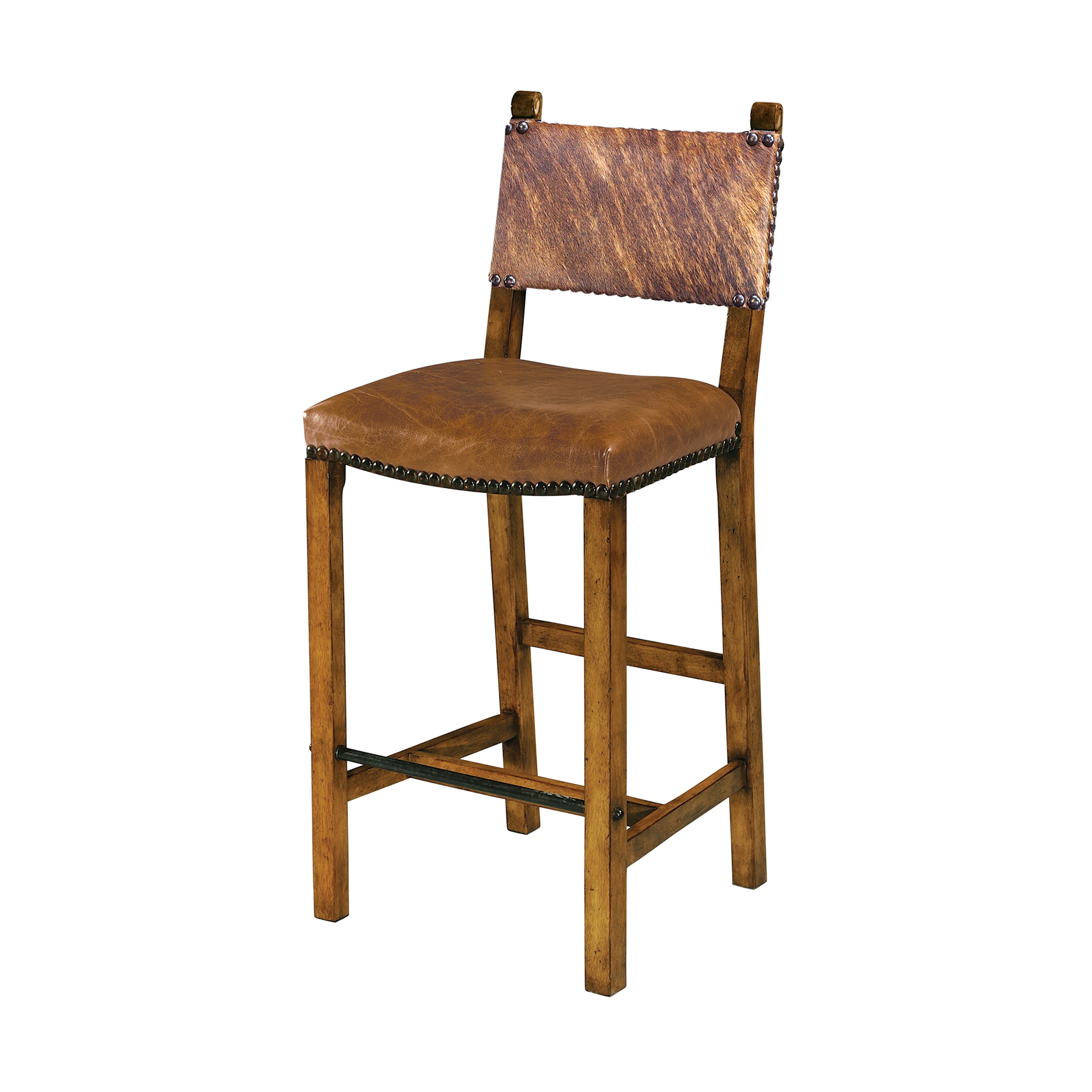 Theodore Alexander Furniture A Directorâu20ac™s Bar Chair 4200 125HM