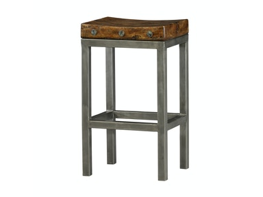 Theodore Alexander Furniture Hardy Byron Stool 4200-182