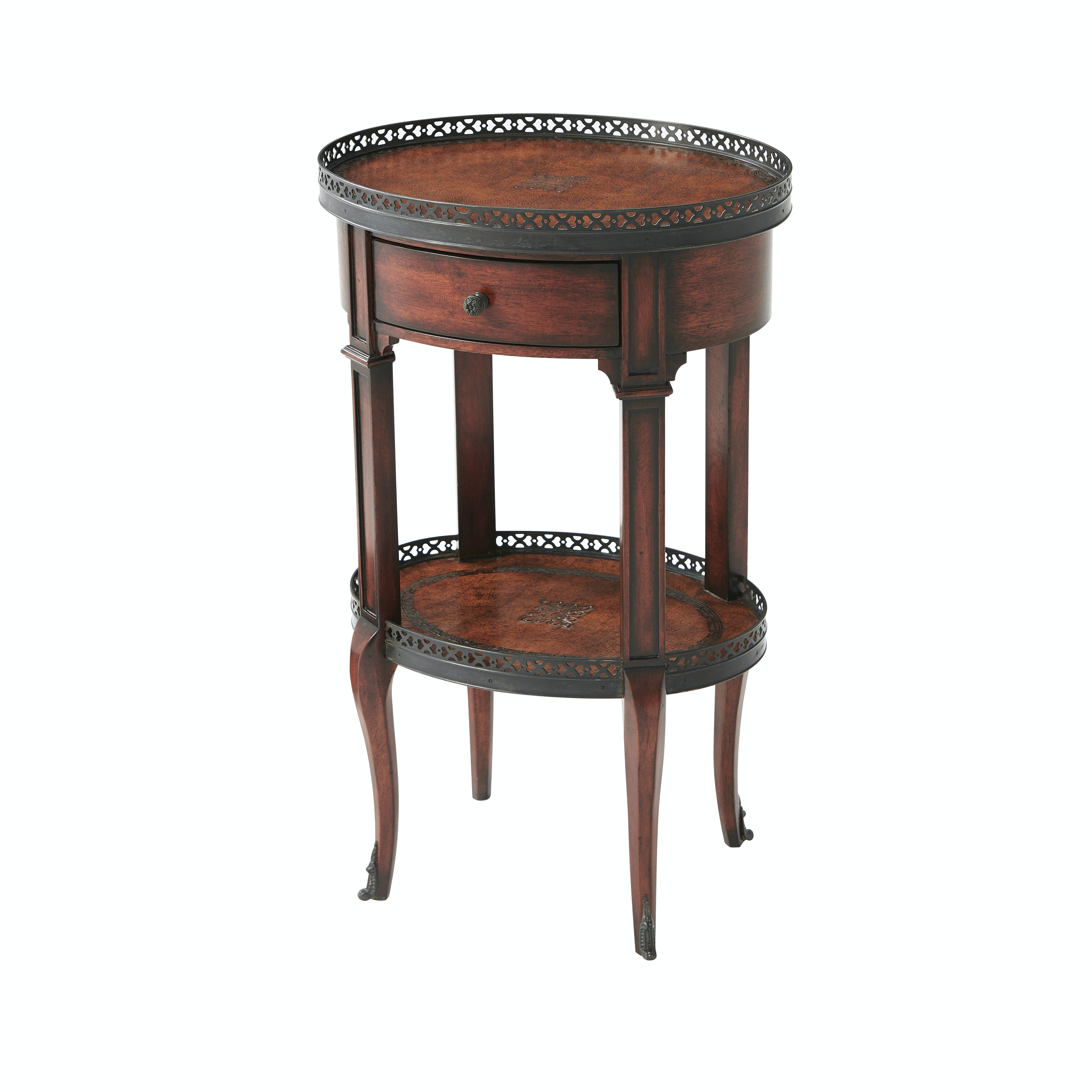 Theodore Alexander Furniture Louis XVI Sometime Table 5000 028