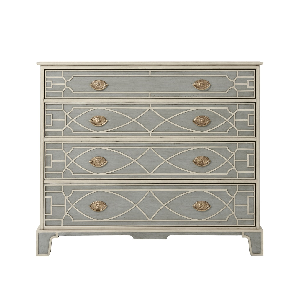 Theodore Alexander Furniture The Morning Room Chest 6002 215