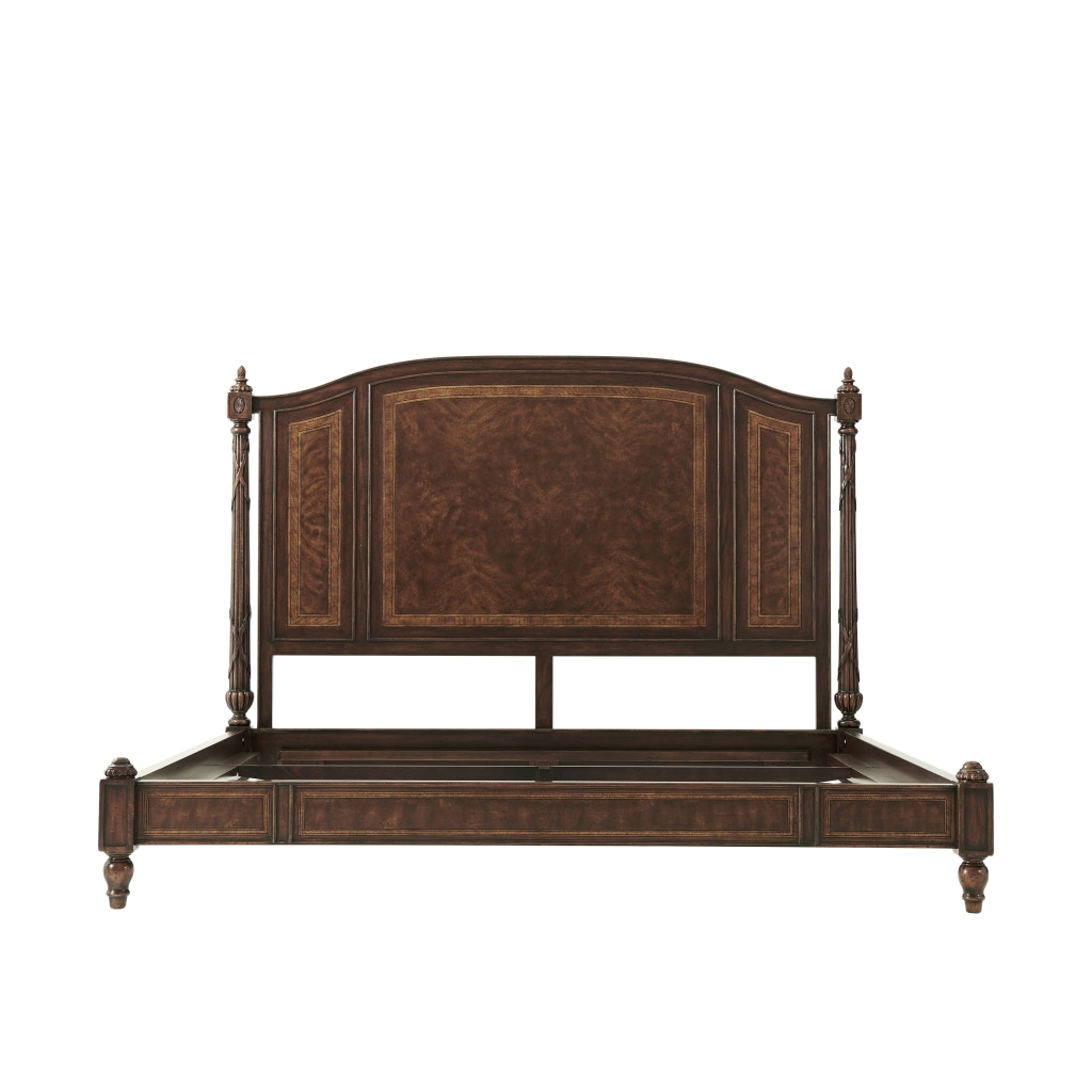 Theodore Alexander Furniture Brooksby Bed 8305 062
