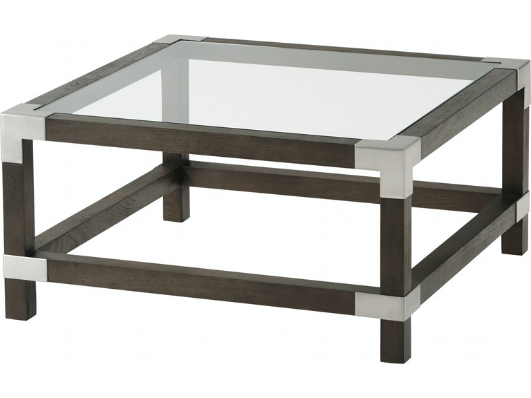 C077 Theodore Alexander Furniture Small Morrison Tail Table Ta Studio No 1