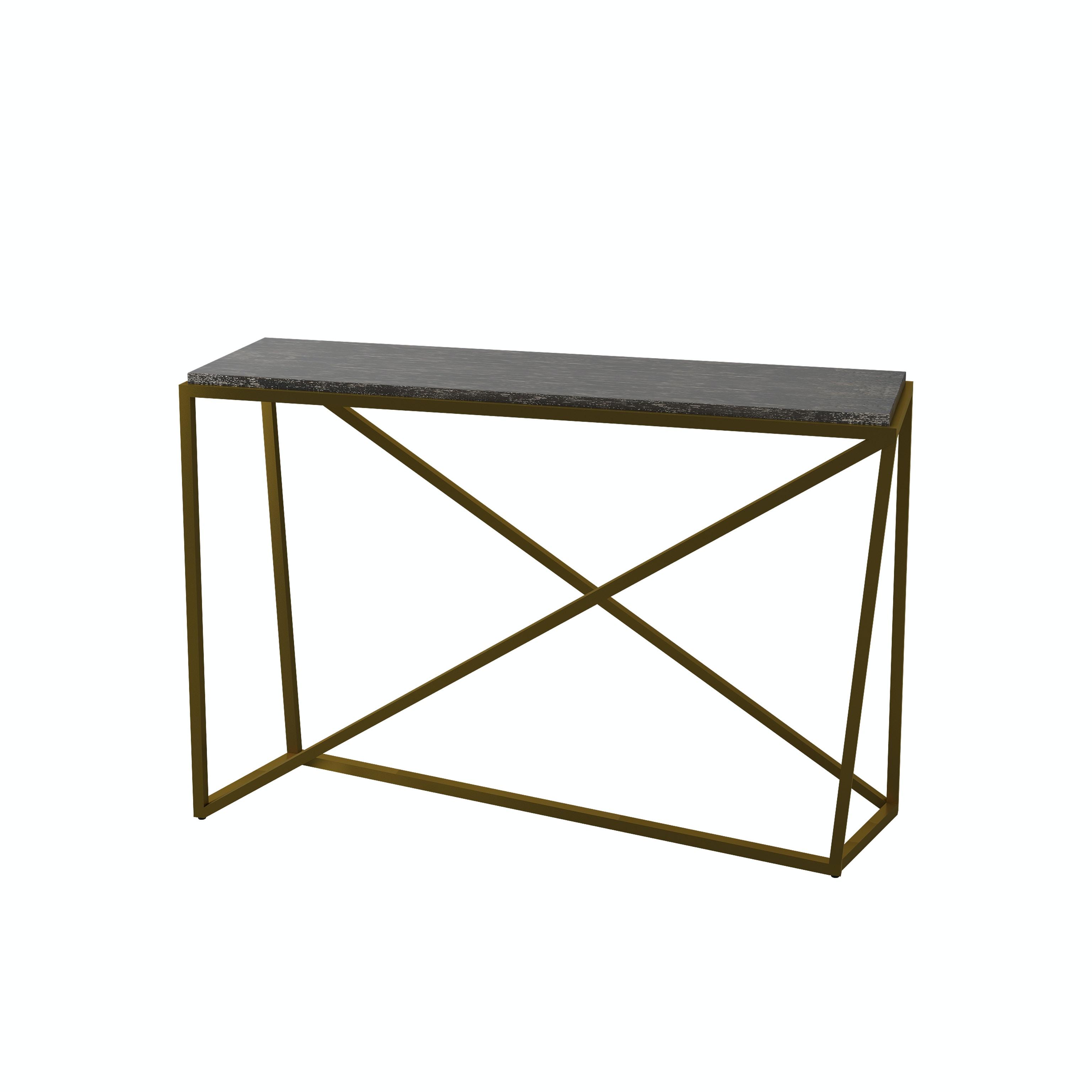 Theodore Alexander Furniture Crazy X Console Table TAS53011.C078