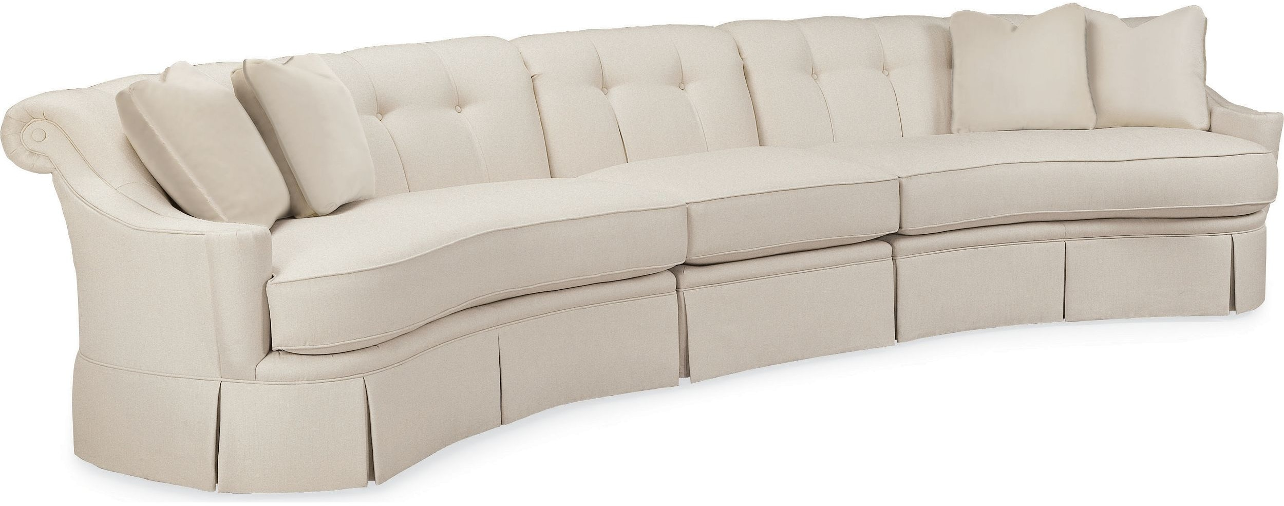 Thomasville Furniture 1179 SECT Living Room Riviera Sectional