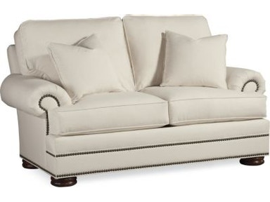 Thomasville Furniture Upholstered Ashby Loveseat 1459 14