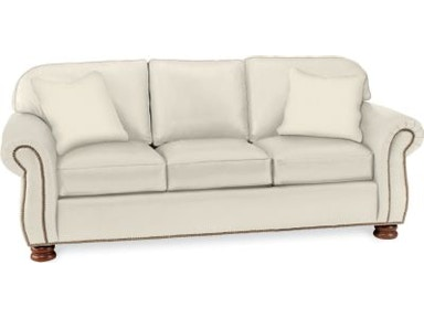 Thomasville Furniture Upholstered Benjamin 3 Seat Sofa 1461 31