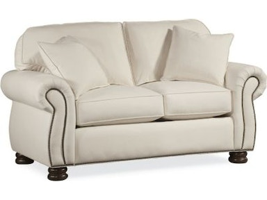 Thomasville Furniture Upholstered Benjamin Loveseat 1461 34