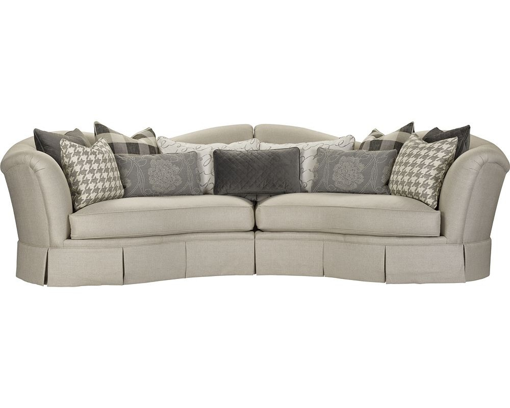 Thomasville Furniture Upholstery San Lorenzo Sectional 1471 SECT