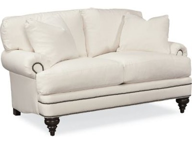 Thomasville Furniture Upholstered Westport Loveseat 1530 14