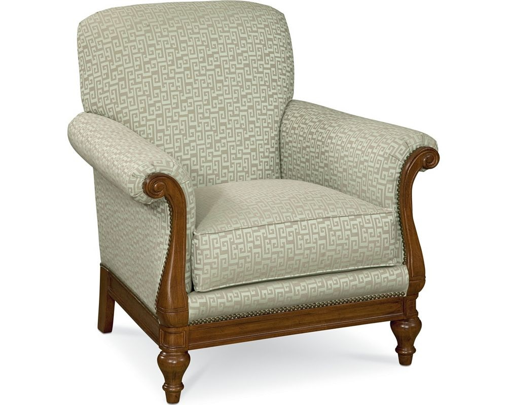 Thomasville Furniture Upholstery Monte Cristo Chair 1631 15