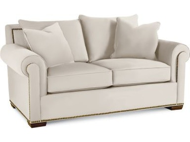 Thomasville Furniture Upholstered Fremont Loveseat 1658 14