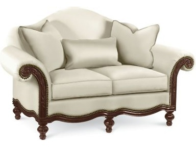 Thomasville Furniture Upholstered Pauline Loveseat 1664 14