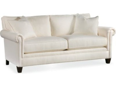 Thomasville Furniture Upholstered Mercer Loveseat 1801 14