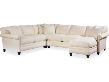 Thomasville Furniture Mercer Sectional 1801S SECT