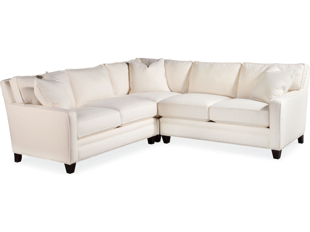 Thomasville Furniture Living Room Mercer Sectional 1803 Sect