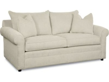 Thomasville Furniture Upholstered Concord Loveseat 1903 14