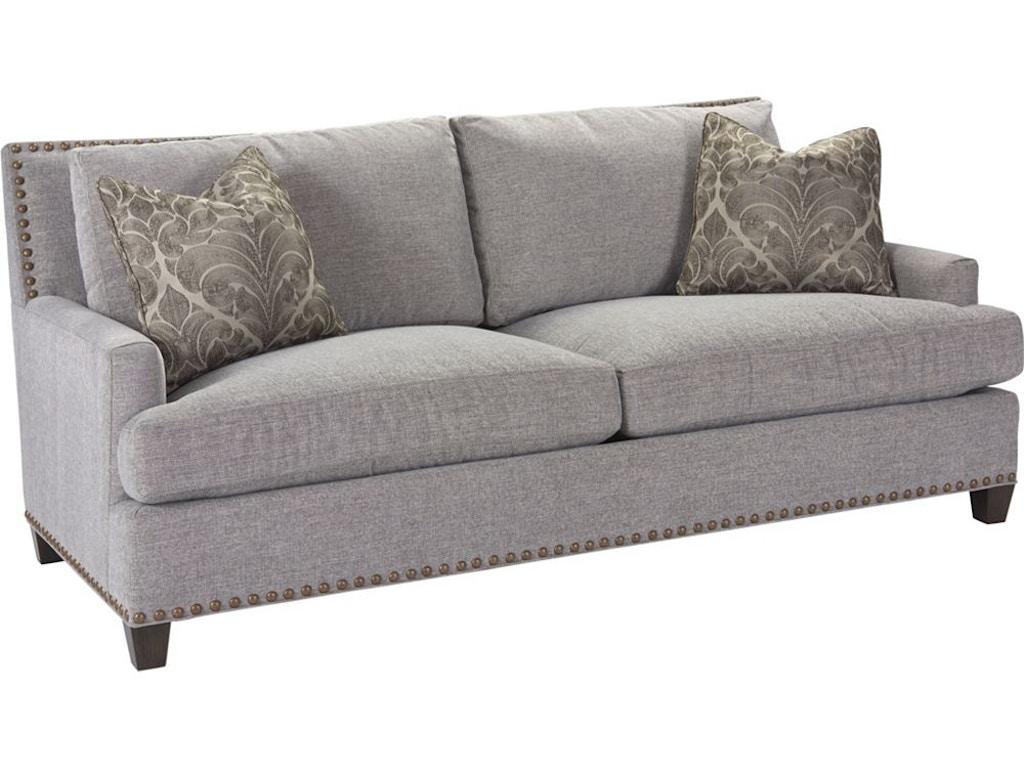 Thomasville Furniture Living Room Beau Sofa 2503 11 Goods Home Furnishings North Carolina