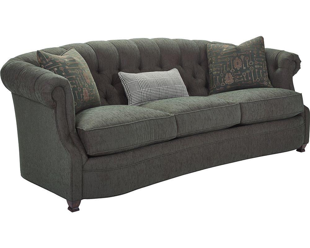 2531 11. Upholstery Chevis Sofa