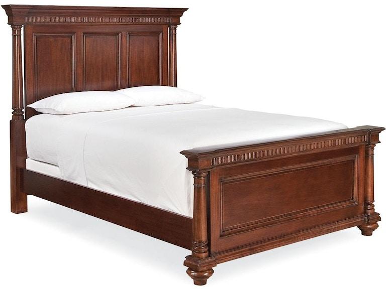 Thomasville Furniture Panel Bed Queen 43411 415