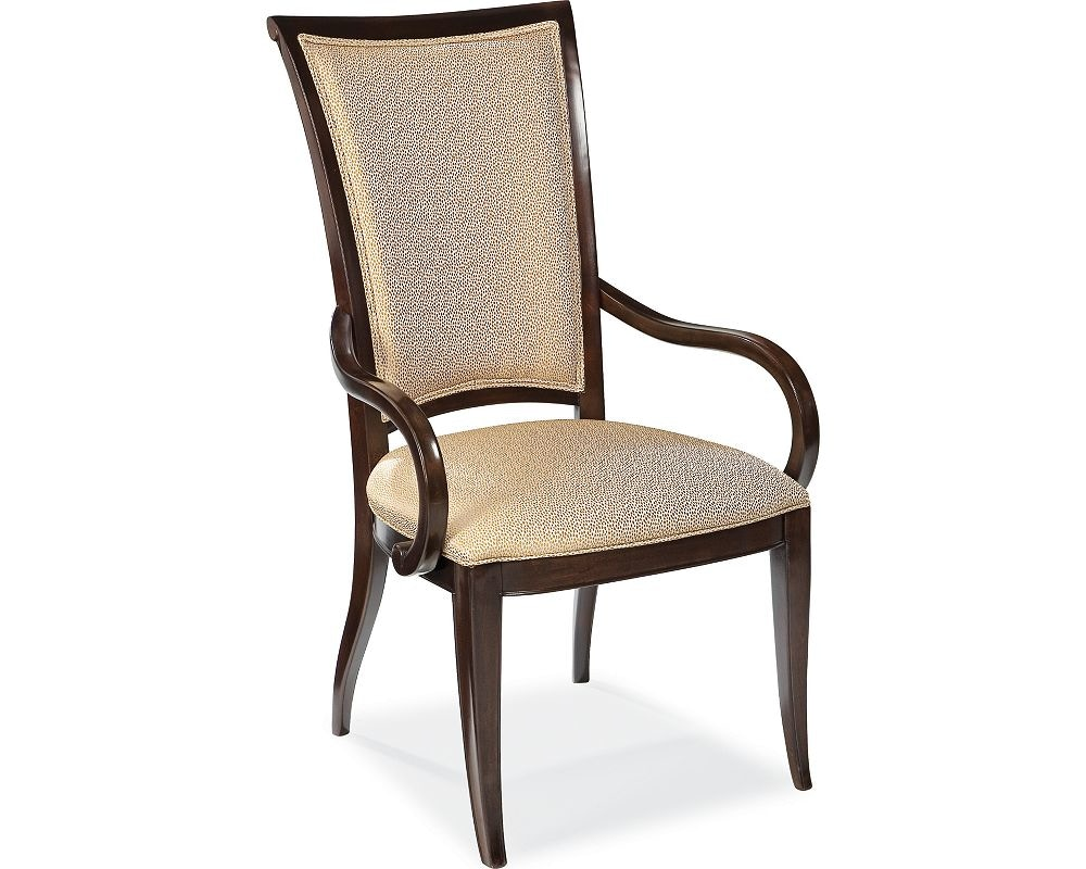 Thomasville Furniture Studio 455 Upholstered Arm Chair 45521 872