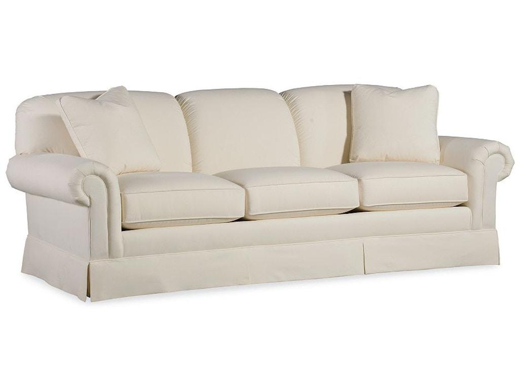Thomasville Furniture Living Room Lancaster Sleeper Sofa 6026 180sl Goods Home Furnishings