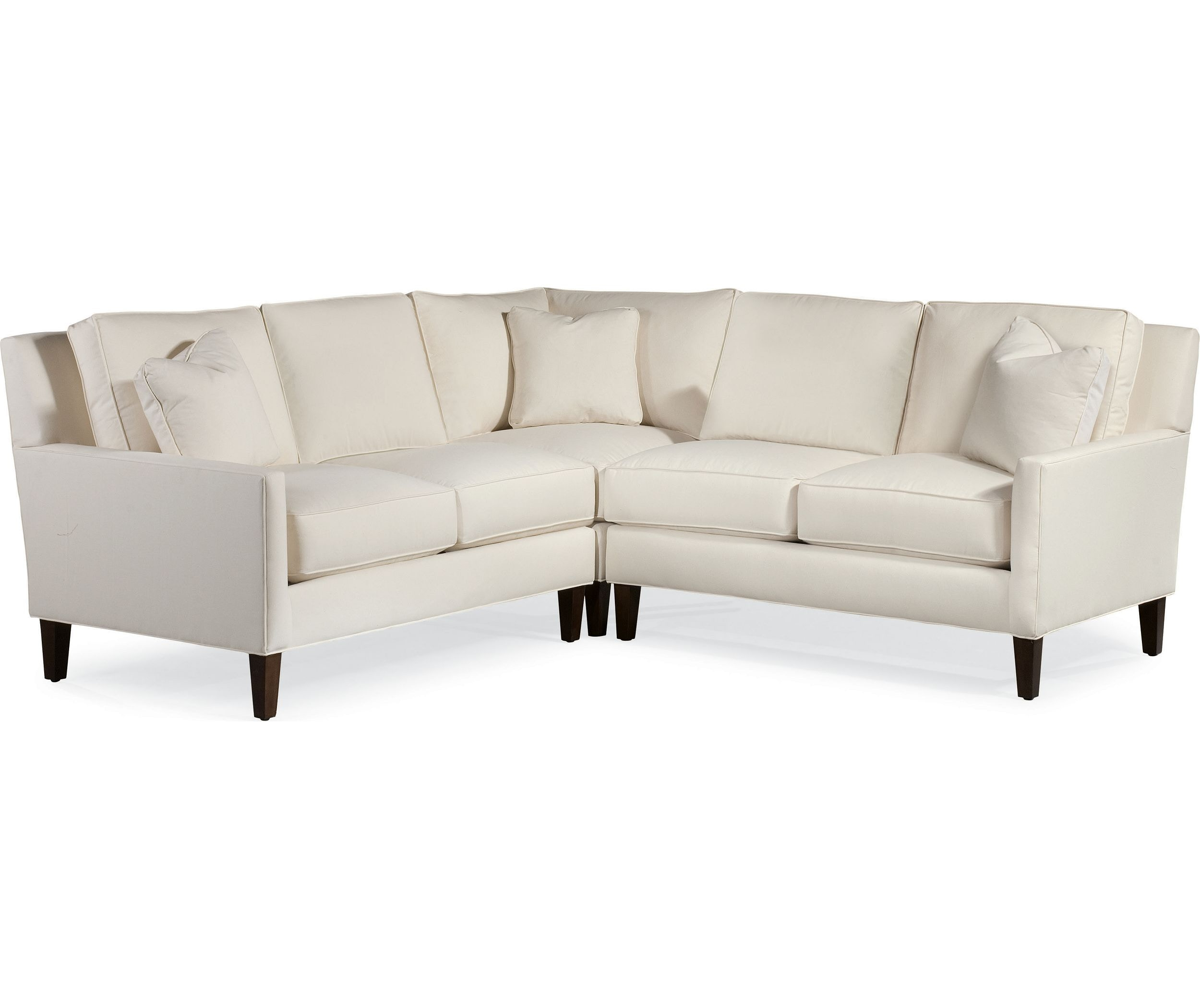 Thomasville Furniture Living Room Highlife Sectional 7041 SECT