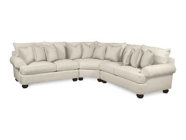 Thomasville Furniture Portofino Sectional 8104 Sect