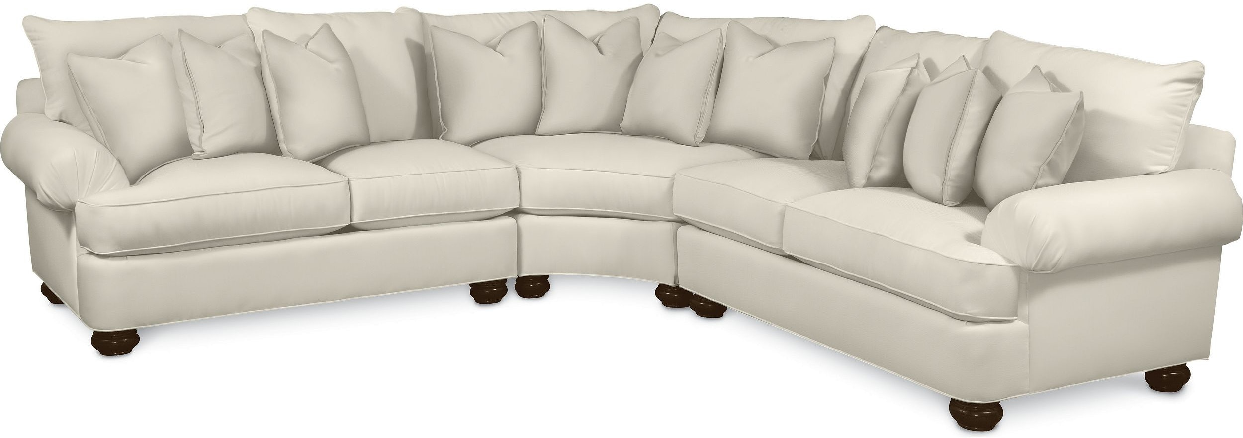 Thomasville Furniture 8104 SECT Living Room Portofino Sectional