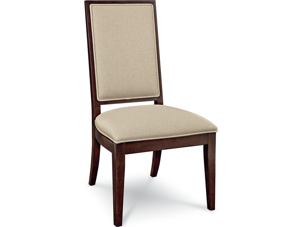 Thomasville furniture 82621 881 dining room upholstered for Furniture upholstery course