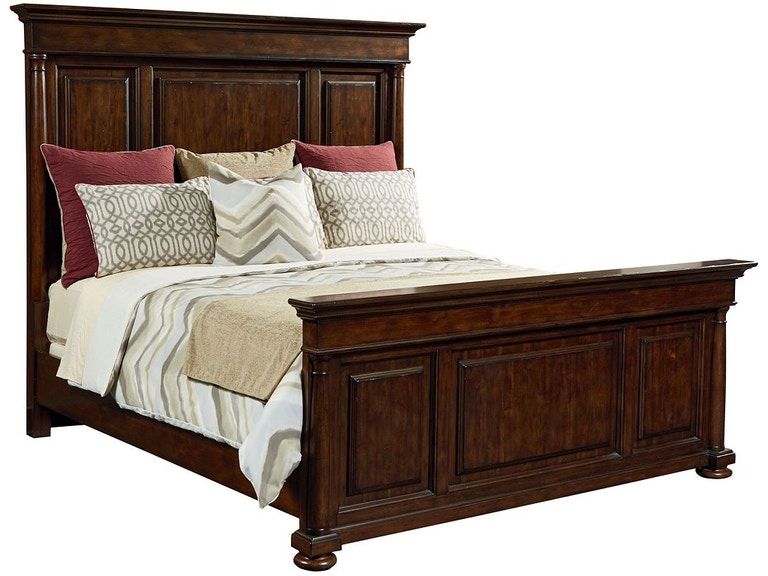 Thomasville Furniture 84511-435 Bedroom Wheatmore Manor Panel Bed ...