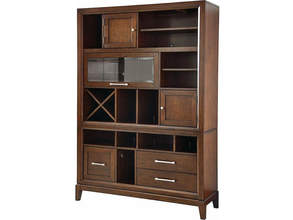 Thomasville Furniture Living Room Multiplicity Hutch 85231 980 Goods Home Furnishings North