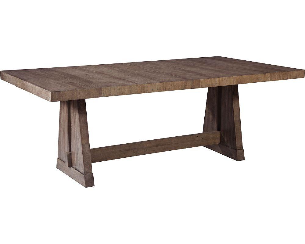 Thomasville Furniture ED™ Ellen DeGeneres Glendale Trestle Table 85822 772