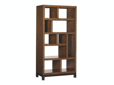 Tommy Bahama Home Ocean Club Tradewinds Bookcase Etagere 536-991