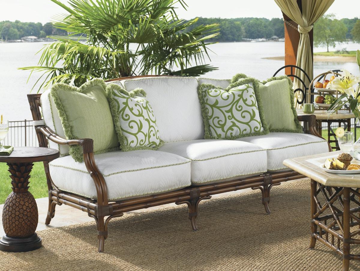 Tommy Bahama Outdoor Island Estate Veranda Sofa 3160 33