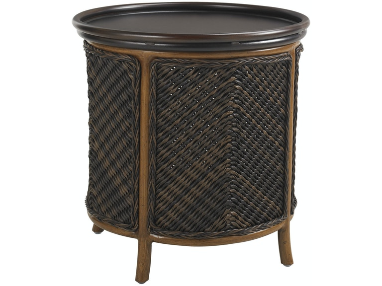 Tommy bahama outdoor outdoorpatio island estate lanai tray for Outdoor lanai furniture