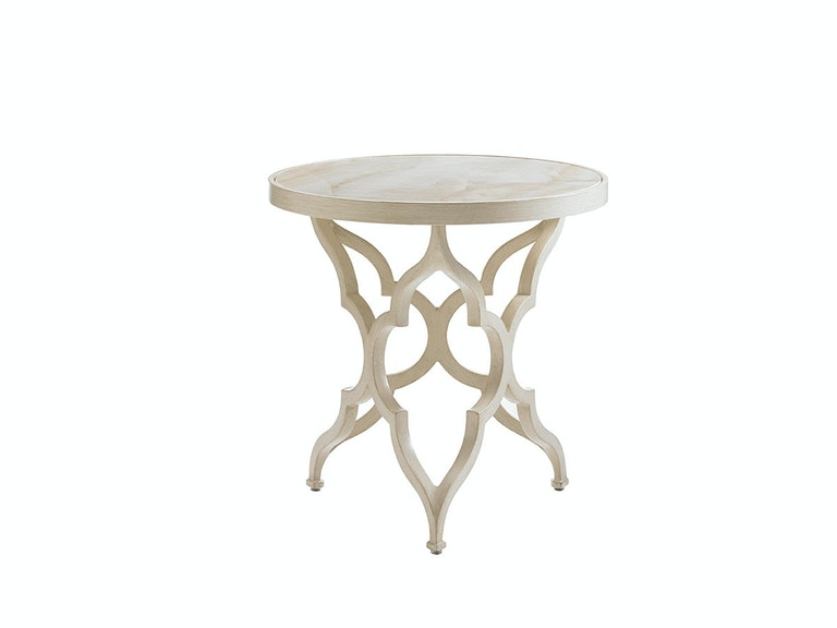 Tommy Bahama Outdoor OutdoorPatio Misty Garden Accent Table 3239 ...