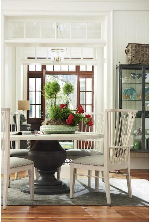 Paula Deen Furniture paula deen home-795657 Dining Room Round Dining ...