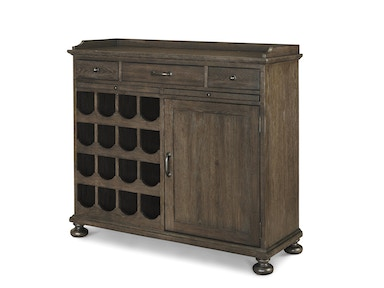 Universal Furniture Curated Small Wine Cabinet 311774