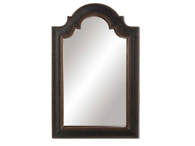Uttermost Uttermost Ribbed Arch Antique Mirror 01760 P
