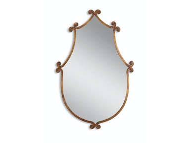 Uttermost Uttermost Ablenay Antique Gold Mirror 13648