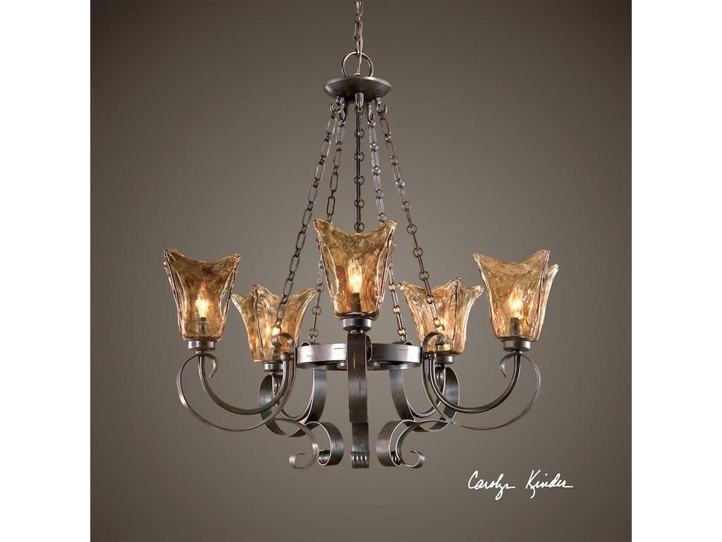 Lamps and lighting uttermost vetraio 5lt oil rubbed bronze uttermost vetraio 5lt oil rubbed bronze chandelier 21007 arubaitofo Images