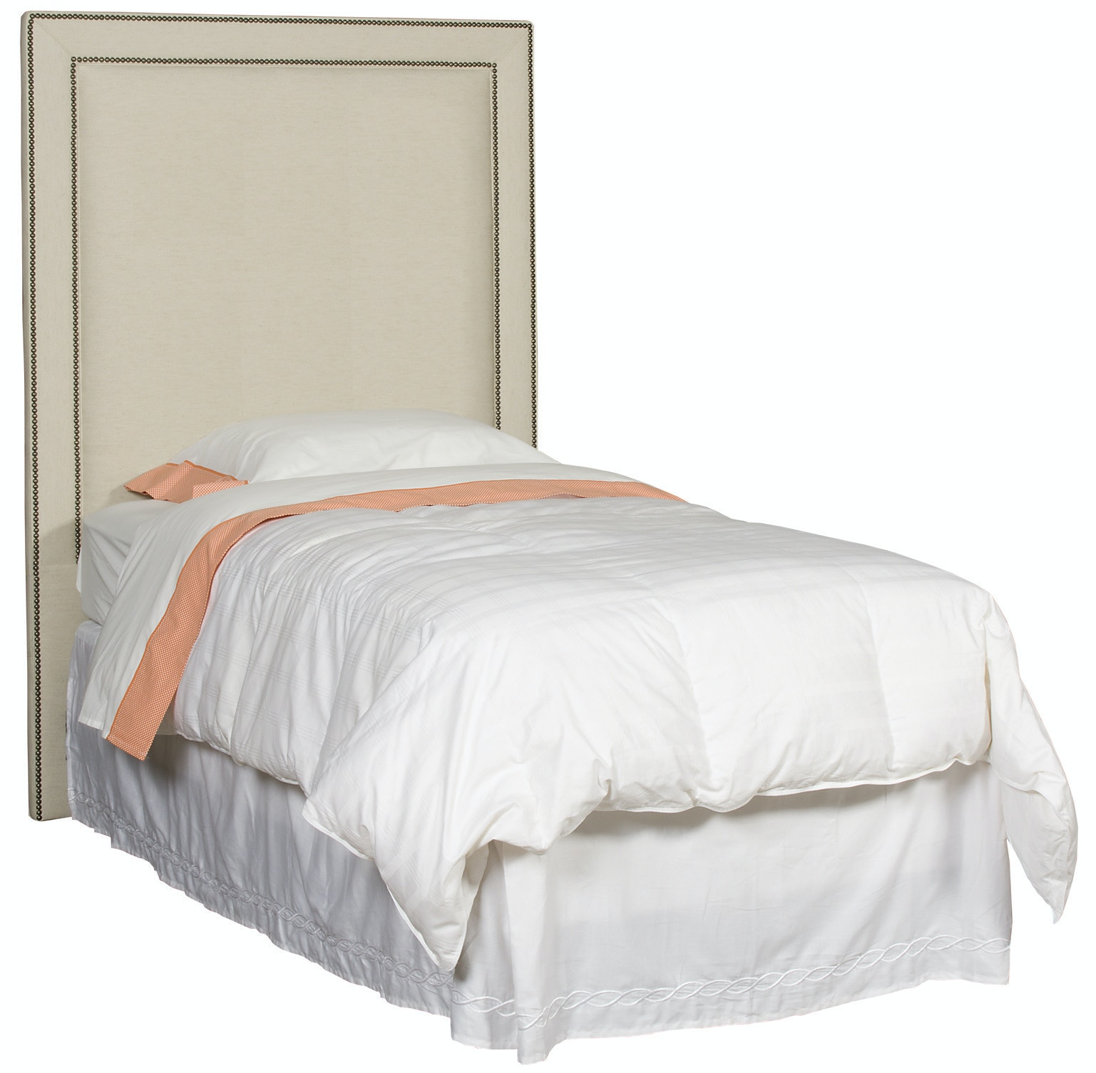 Vanguard Furniture Hillary / Hank Twin Headboard 503CT H