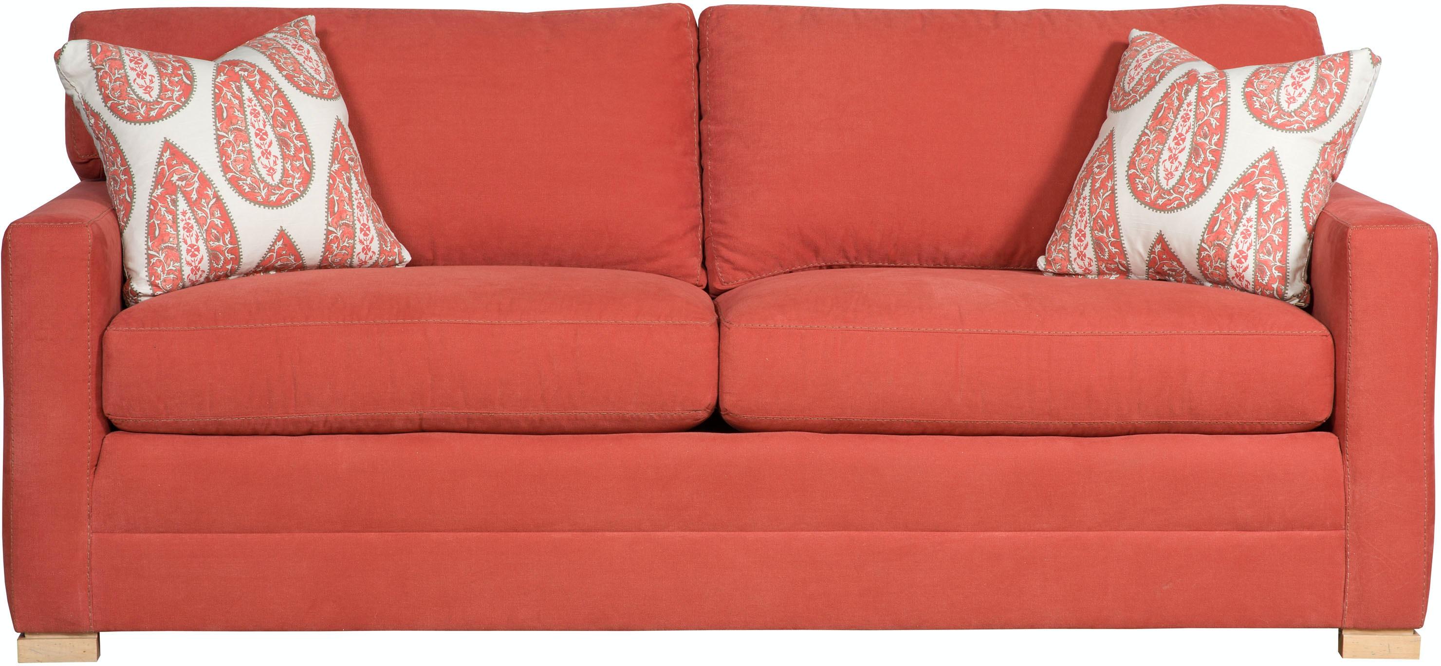Vanguard Furniture 600 2S Living Room Hillcrest Sofa