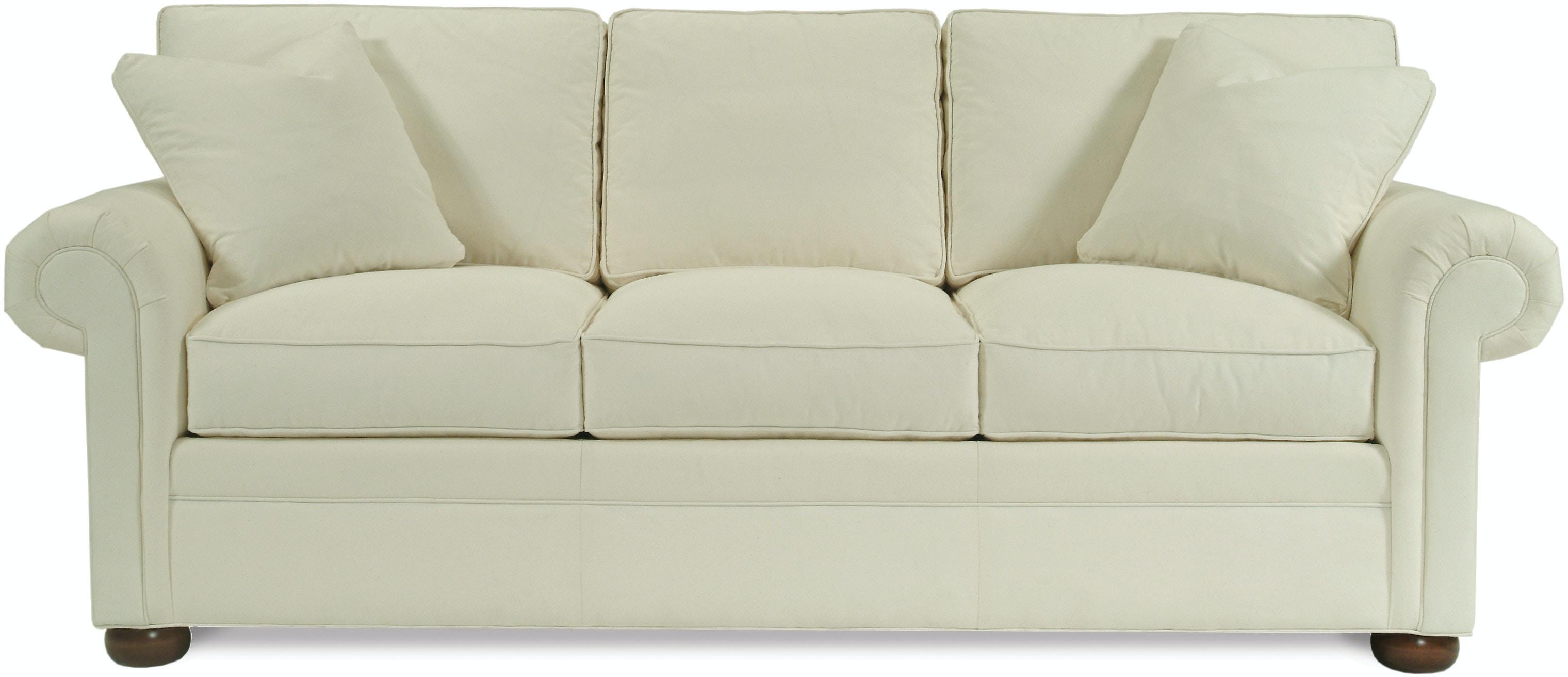 Vanguard Furniture Living Room Main Street Sofa 601 S